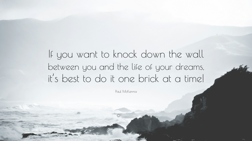 1561909-Paul-McKenna-Quote-If-you-want-to-knock-down-the-wall-between-you